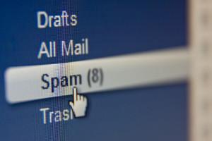 Spam im E-Mail-Postfach