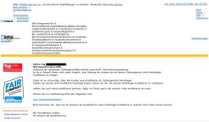 Vorsicht vor der Phishing-Mail: Amazon braucht ihre Mithilfe