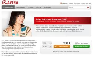 AntiVir Premium