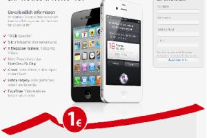 Achtung Betrug: 1 Euro Iphone von der smartphone24 AG