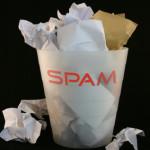 Neue Trick-E-Mail: Falsche Einstellung Ihres Spam Filters