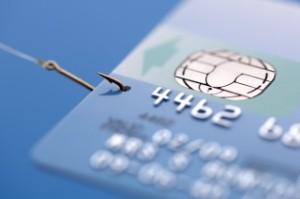 Kreditkartendaten sind das Ziel