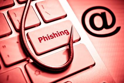 Datenklau durch Phishing