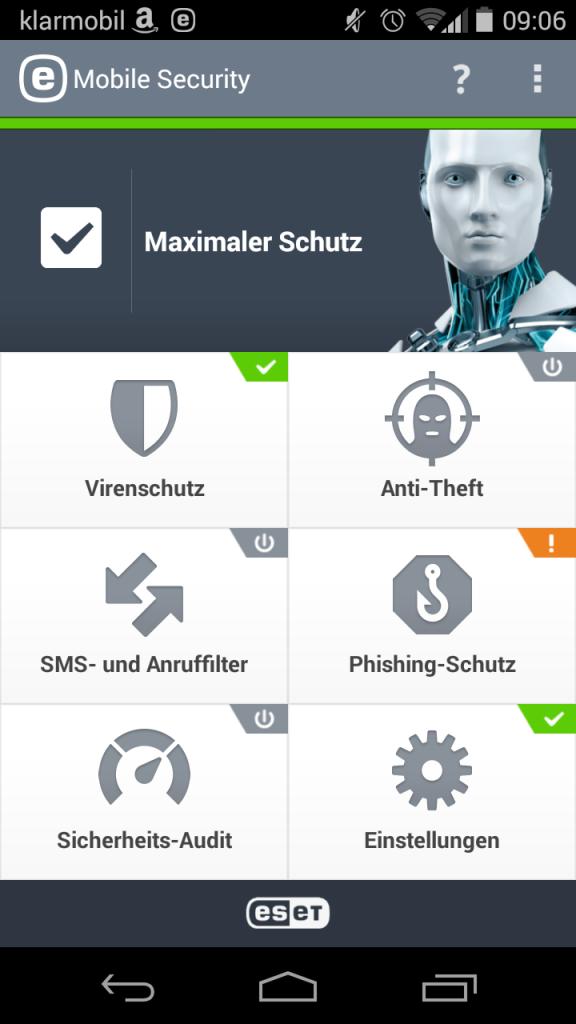 ESET Mobile App