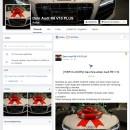 """Facebook-Fake-Gewinnspiel: """"Dein Audi R8 V10 PLUS"""""""