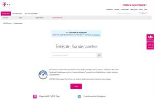 Phishing-Angriff auf die Telekom-Kunden