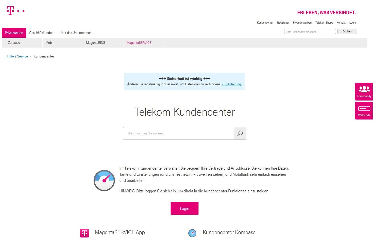 kunden werben telekom