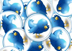 Auch auf Twitter wird gespamnt