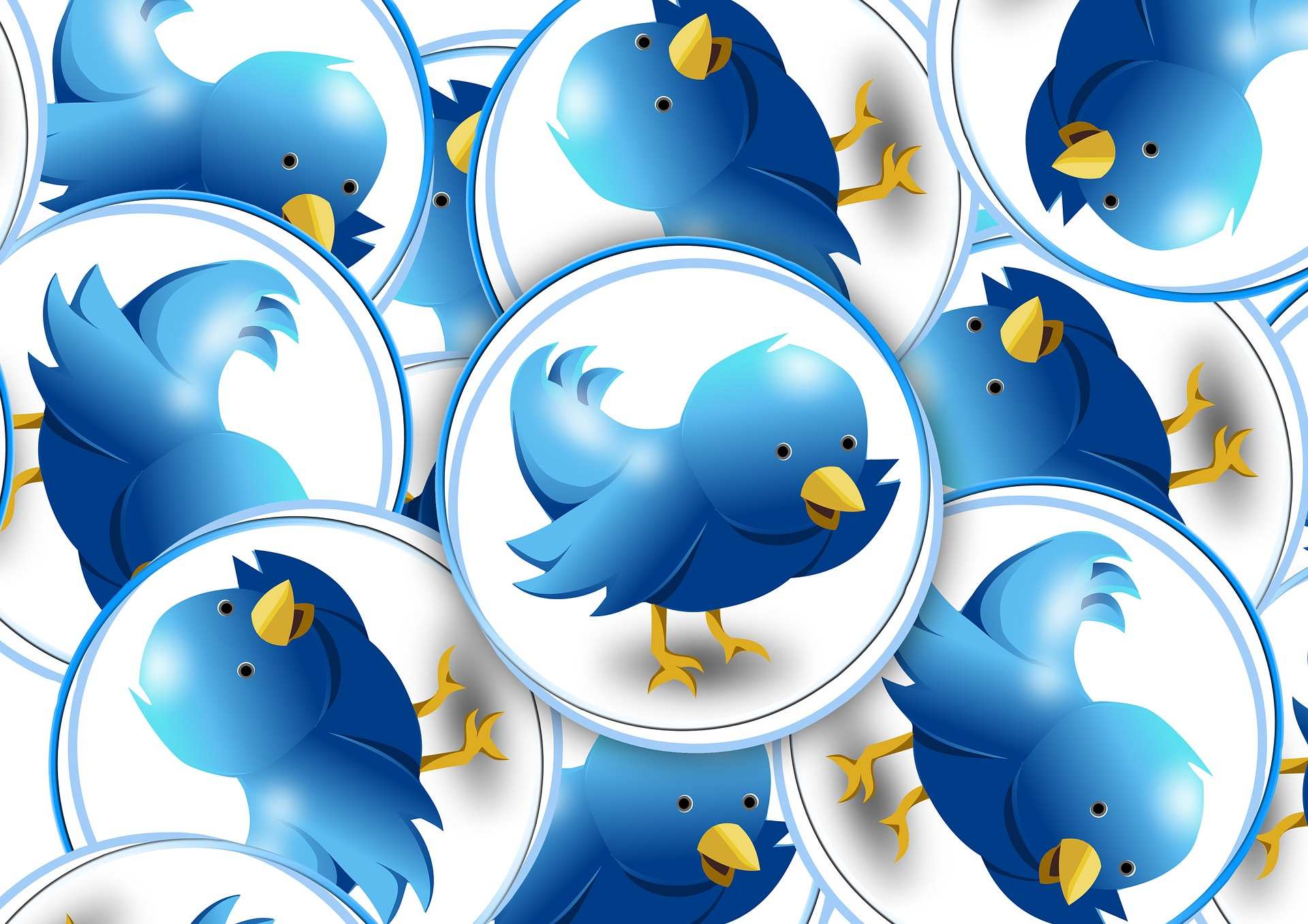 Auch auf Twitter wird gespamt