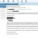 Fake-Rechnungen von OnlinePayment GmbH