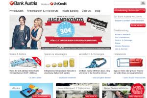 Fieser Fake: angebliche Probe-SMS von Bank Austria
