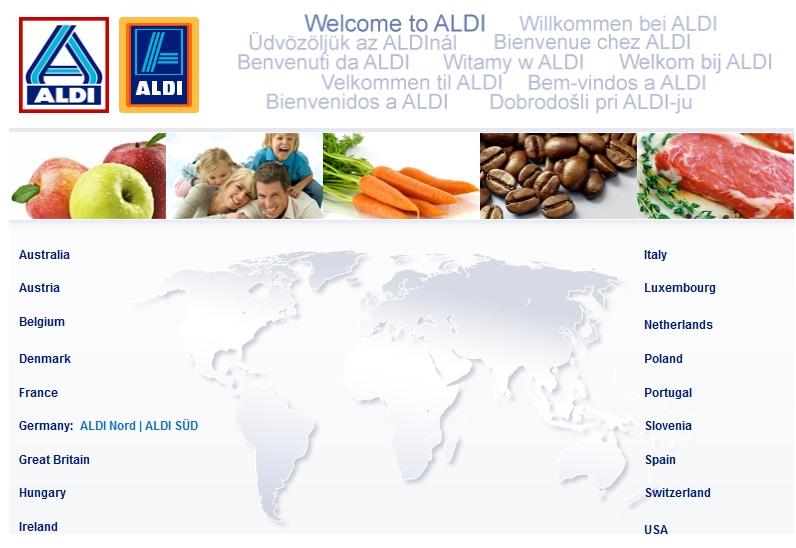 Fake-ALDI-Gutschein im Umlauf! (Screenshot aldi.de)