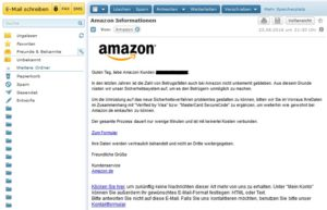 Fake-Amazon-Sicherheitssystem-Mail