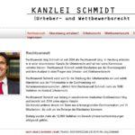 """""""Kanzlei Schmidt–Berlin""""-Abmahnung nicht bezahlen"""