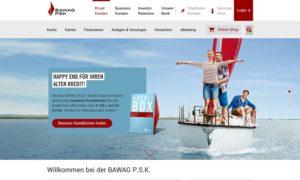 BAWAG P.S.K.-Bank - Phishing-Mails im Umlauf