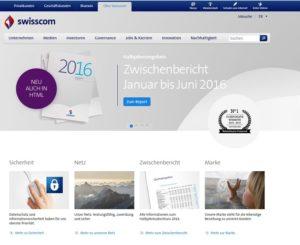 Swisscom deaktiviert Mailaccounts (Screenshot @ swisscom.ch)