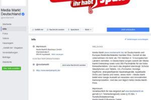 Facebook: Verlost Media Markt 17 x iPhone 6S Plus?