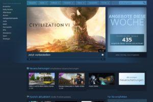 Spam-Spiele: Steam geht gegen Spam vor