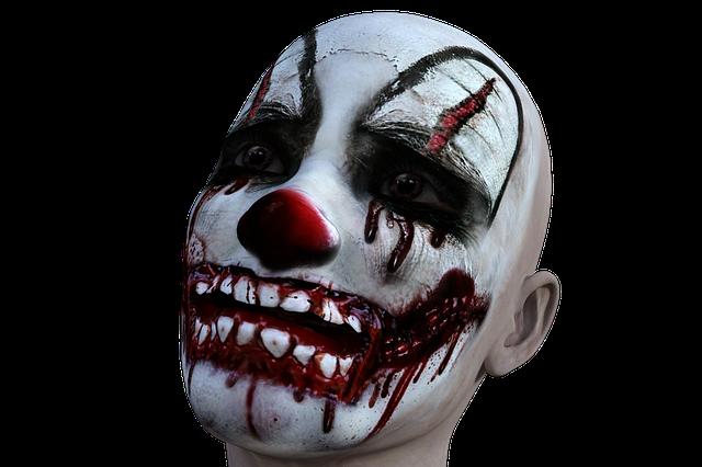 Horror-Clowns: wahnwitziger Trend