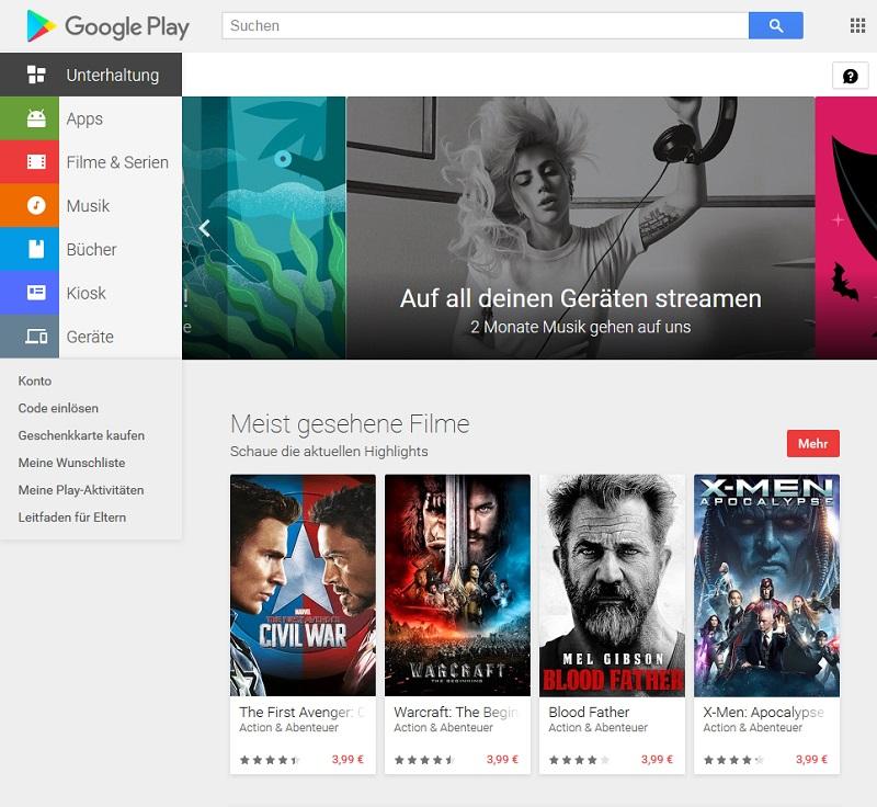 Play Store (Screenshot @play.google.com)
