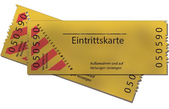 Ticket-Fälscher wurden betraft (Stampf/pixabay.com)