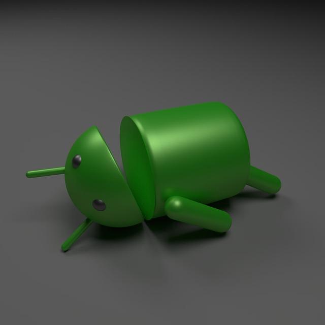 Android in Gefahr (gfkDSGN/pixabay.com)