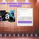 """""""Amazon Gutschein im Wert von 500 €"""""""
