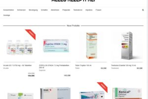 Fake-Shop: alles-rezeptfrei.net