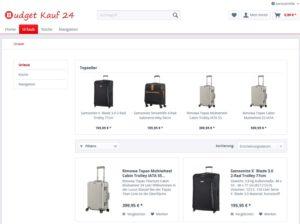 Fake-Shop: budget-kauf24.com