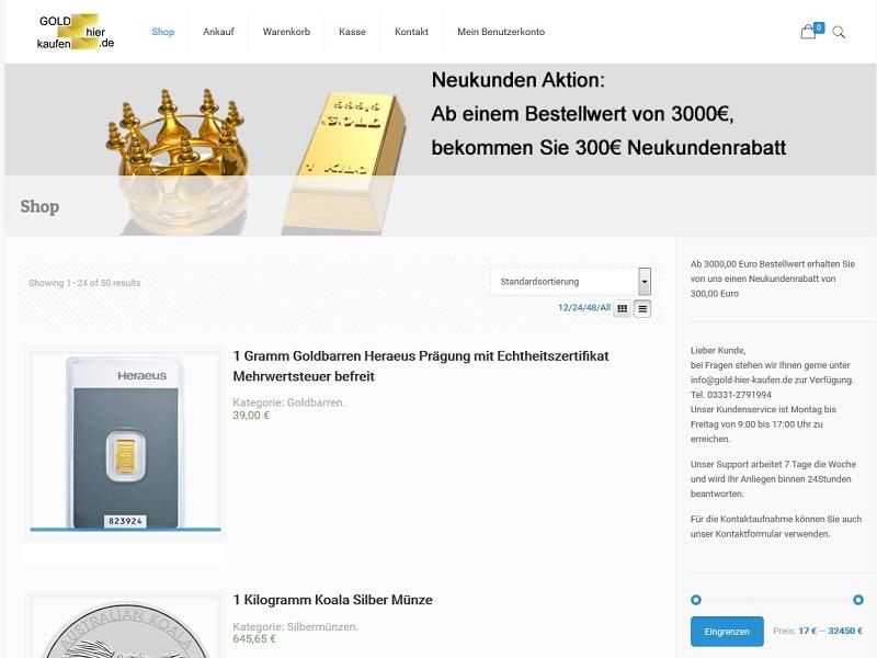 Fake-Shop gold-hier-kaufen.de
