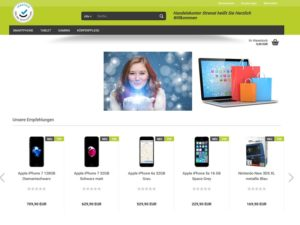 Fake-Shop: handelskontor-strenat.de