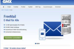 Aufgepasst, GMX-Nutzer: Phishing-Mails im Umlauf