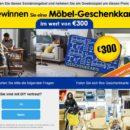 """Ikea-Fake-Gutschein-Gewinnspiel: """"Ich melde mich – [IKEA Geschenk]"""""""