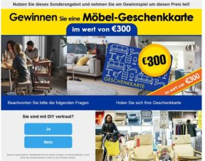 ikea gutschein gewinnen. Black Bedroom Furniture Sets. Home Design Ideas
