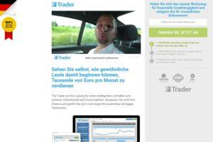 """The Trader: """"Er hat 4.8 Millionen Euro verdient!"""""""