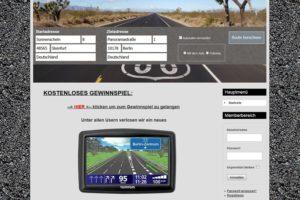 Vorsicht, Abo-Falle routenplaner-maps.website