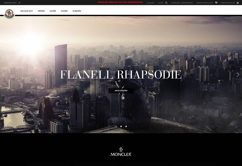 Fake-Shop monclerdeal.at