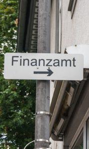 Achtung vor dem Finanzamt-Betrug