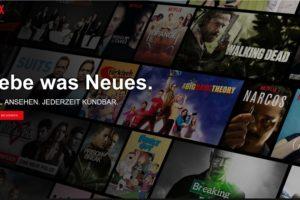 Vorsicht, Fake App namens Netflix Login Generator