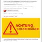 Achtung, Phishing! Shell ClubSmart Sicherheitswarnung