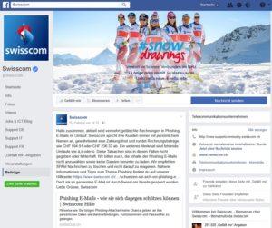Warnung vor Swisscom-Rechnung