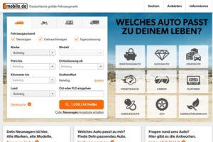 Phishing-SMS im Namen von mobile.de