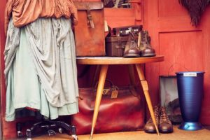 Betrüger als Kleidersammler unterwegs (MichaelGaida/pixabay)