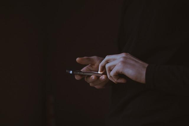 Achtung, gefährliche SMS (Unsplash/pixabay)