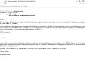 GiroPay AG: Achtung, Trojaner-Rechnung im Anhang!