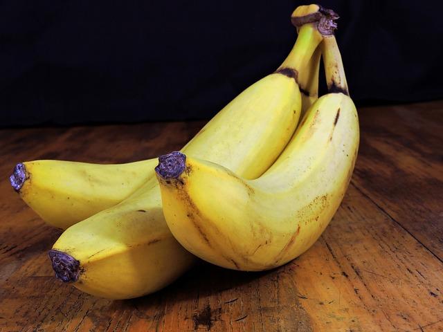 HIV Bananen (pcdazero/pixabay)