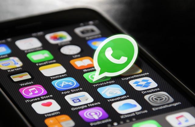 WhatsApp-Spam wurde halbiert (HeikoAL/pixabay)
