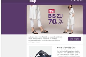 Fake Shop: defitflop.com
