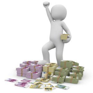 Lotterie-Gewinn via Facebook? (3dman_eu/pixabay)