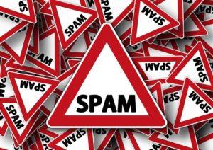 Viel zu viele Spam-Mails (geralt/pixabay)